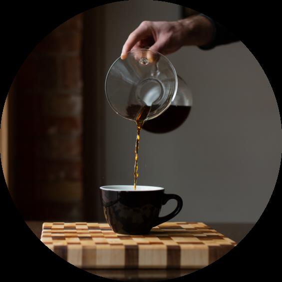Station Coffee Co: Chemex Coffee