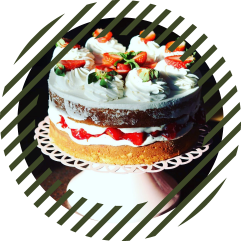 Station Coffee Co: Custom Cakes